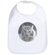 Royal White Tiger Bib