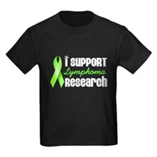 ISupportLymphomaResearch T