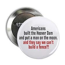 Americans built... Button