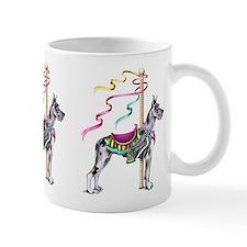 Great Dane Merle Carousel Mug