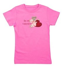 Cool Cute valentine%27s day Girl's Tee