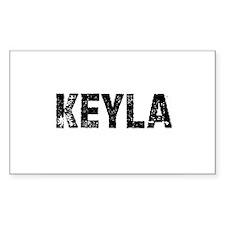Keyla Rectangle Decal