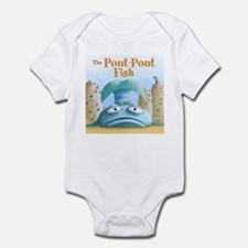 The Pout-Pout Fish Infant Bodysuit