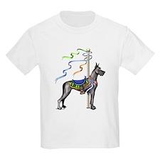 Great Dane Black Carousel T-Shirt