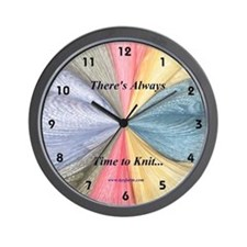 VanCalcar Acres Wall Clock