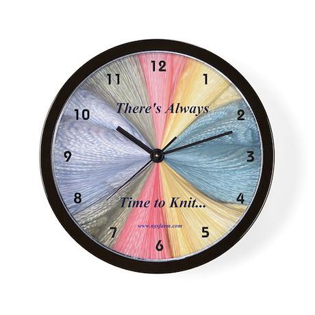VanCalcar Acres Wall Clock
