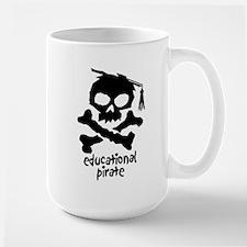 Educational Pirate Mug