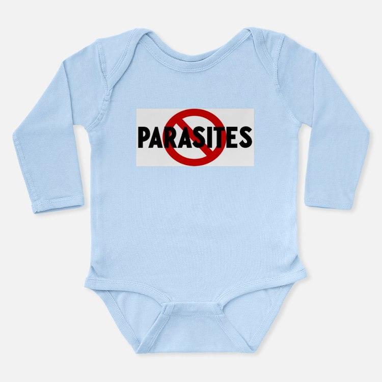 Cute Phobic Long Sleeve Infant Bodysuit