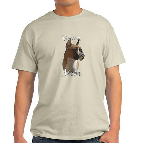 Boxer Mom2 Light T-Shirt