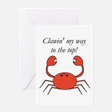 Cute Promotion Greeting Card