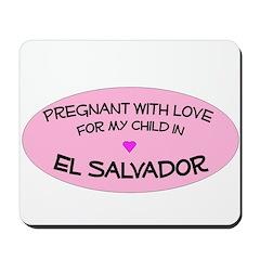 El Salvador Adoption Mousepad