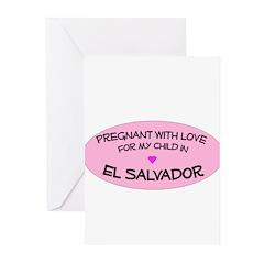 El Salvador Adoption Greeting Cards (Pk of 20)