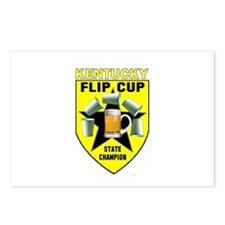 Kentucky Flip Cup State Champ Postcards (Package o