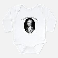 Unique Values Long Sleeve Infant Bodysuit