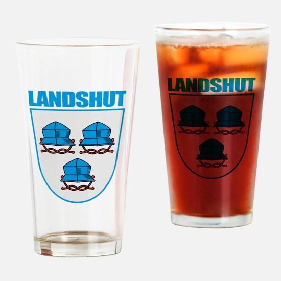 Landshut Drinking Glass