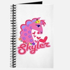 Skyler Loves Ponies Journal