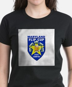 Maryland Flip Cup State Champ Tee