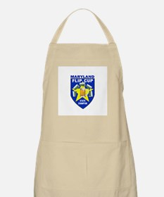 Maryland Flip Cup State Champ BBQ Apron
