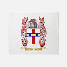 Oberlin Throw Blanket
