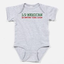 Funny Spanish girl Baby Bodysuit