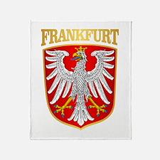 Frankfurt Throw Blanket