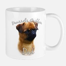 Brussels Dad2 Mug