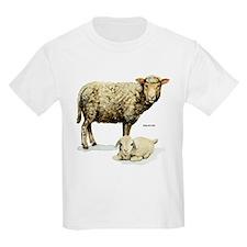 Sheep and Lamb Kids T-Shirt
