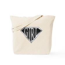 SuperGirl(Metal) Tote Bag