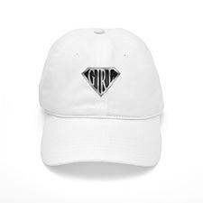 SuperGirl(Metal) Baseball Cap