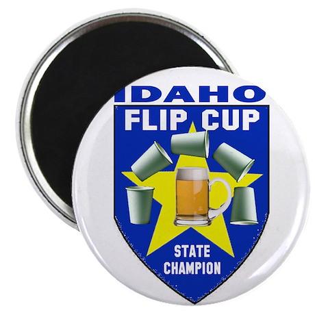 Idaho Flip Cup State Champion Magnet