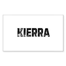 Kierra Rectangle Decal