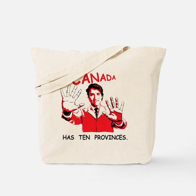 Cute Liberal party canada Tote Bag
