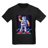 Organic boys Kids T-shirts (Dark)