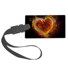 Funny Love Luggage Tag