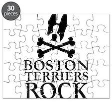 Unique Boston terriers Puzzle