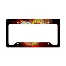 Cute Lover valentines License Plate Holder