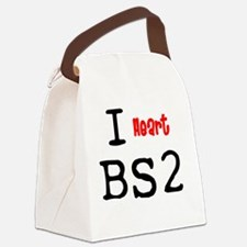 heartBS22.png Canvas Lunch Bag