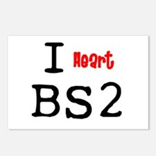 heartBS22.png Postcards (Package of 8)
