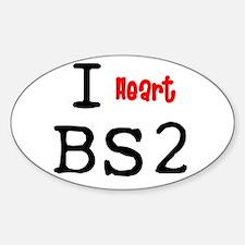 heartBS22 Decal
