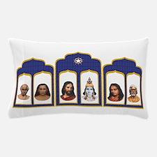 Standard Altar with 6 Gurus Pillow Case