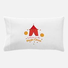 Magic Circus Pillow Case