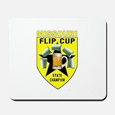 Missouri Flip Cup State Champ Mousepad