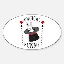 Magical Bunny Decal