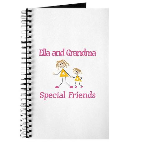 Ella & Grandma - Friends Journal