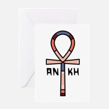 Ankh Greeting Cards