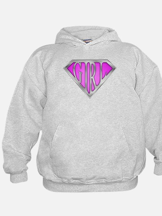 SuperGirl(Pink) Hoodie
