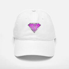 SuperGirl(Pink) Baseball Baseball Cap