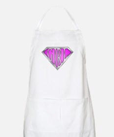SuperGirl(Pink) BBQ Apron