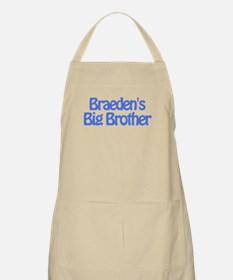 Braeden's Big Brother BBQ Apron