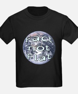 Fact Not Flat T-Shirt